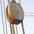 Pulley — Stock Photo