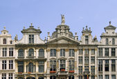 Grand-Place in Brussels — Stock Photo