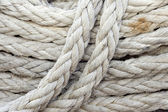 Ropes background — Stock Photo