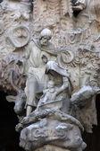 Religiösa skulptur — Stockfoto