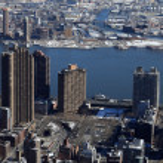 Buildings in New York City — Stock Photo #5285036