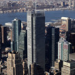 New york skyscrapers — Stock Photo #5285393
