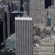 View of midtown Manhattan — Stock Photo