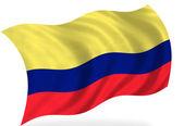 Colombia; Ecuador — Stock Photo