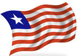 Liberia — Stock Photo