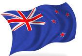 New_Zealand — ストック写真