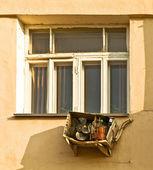 Conditioner overheat — Stock Photo