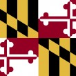Maryland — Stock Vector