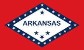 Arkansas — Stock Vector