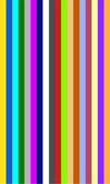 Palette. rgb, eps10 — Stock Vector