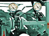Gas-pipeline — Stock Photo