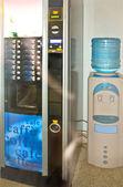 Vending machines — Stock Photo