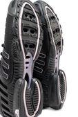 Soles sport shoe — Stock Photo