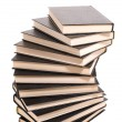 Pile of books — Stockfoto