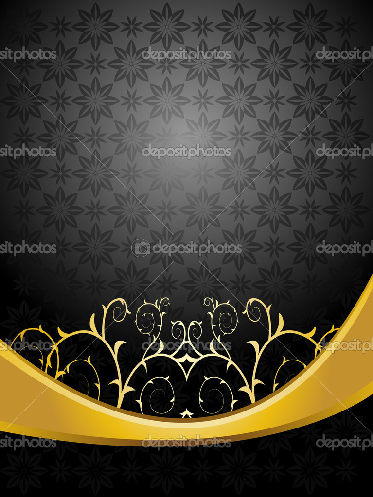 Abstract Wallpaper, Vector Background  Stockvectorbeeld #4068028