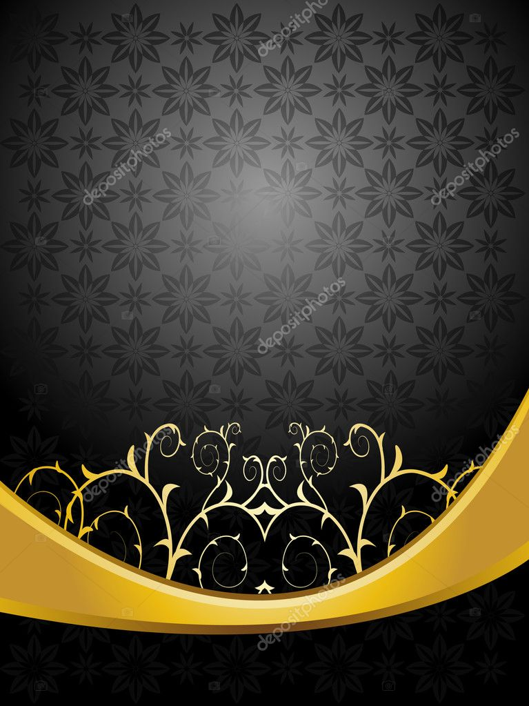 Abstract Wallpaper, Vector Background — Image vectorielle #4068028