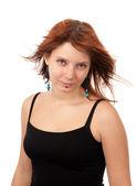 Joven adolescente femenino hermoso — Foto de Stock