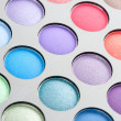 Eye shadows — Stock Photo #4181575