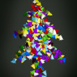 Confetti — Stock Photo #4015744