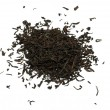 Stock Photo: Black tea loose dried tea leaves, isolated