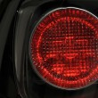 Car lamp close-up — Stock Photo