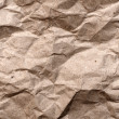 Crushed paper texture - Stock Photo