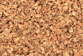 Detailed cork board texture — Stock Photo