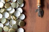 Old Bottle Opener — Stock Photo