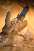 Wood Planer — Stock Photo