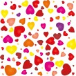 Royalty-Free Stock Imagem Vetorial: Valentine seamless pattern