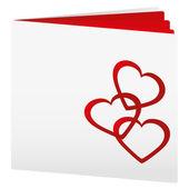Love book 2 — Stock Vector