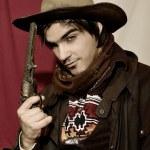 Cowboy — Stock Photo #4000248