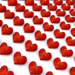 Hearts - Stock Photo