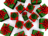 Gift_boxes — Foto Stock