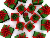 Gift_boxes — Foto de Stock