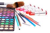 Herramientas de maquillaje profesional — Foto de Stock