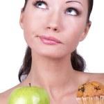 食事療法の選択 — ストック写真
