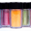 Tubes with professional  colour pigment - Stockfoto