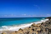 Atlantic ocean coastline — Stock Photo