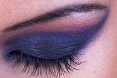 Güzel moda makyaj kadın göz — Stok fotoğraf