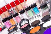Profesionální make-up nástroje — Stock fotografie