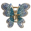 Stock Photo: Jewelry butterfly