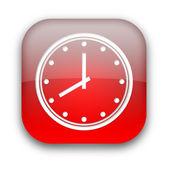Klokken teken — Stockfoto