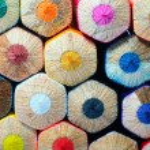 Colored pencils — Stock Photo #3948590