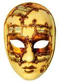 Carnival mask from Venice Italy — Stock Photo