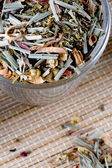 High quality herbal tea — Stock Photo