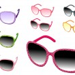 Sunglasses - Stockvectorbeeld