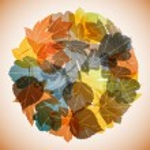 Autumn background — Stock Vector #4245180