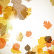 Autumn background - Stock Vector