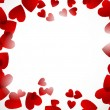 Valentine background - Stock vektor